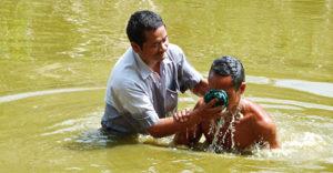 baptism of bible worker at gospel outreach walla walla wa