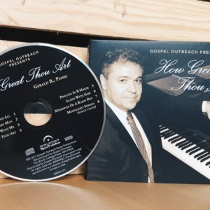 gospel outreach CD how great thou art